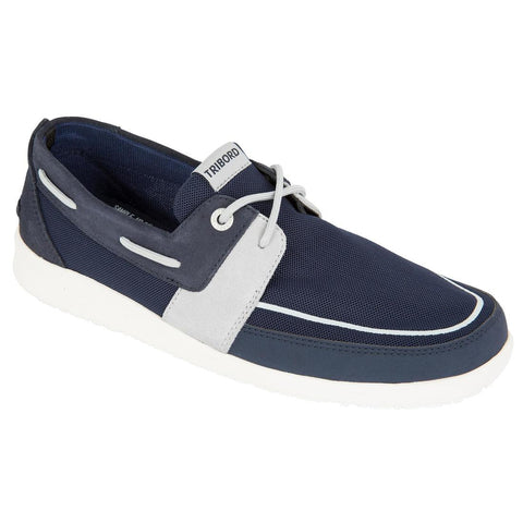 TRIBORD - 100 Men's Lightweight Boat Shoes