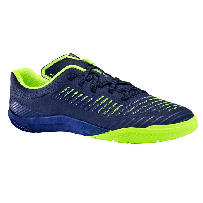Kids' Futsal Shoes Ginka 500 - Dark Blue, photo 1 of 10