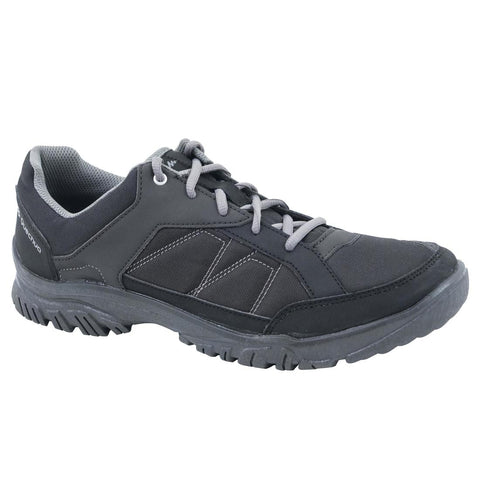 QUECHUA - NH 100 Men's Traction Hiking Shoes