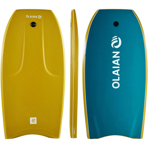 OLAIAN - 500 Bodyboard User Height 1.55-1.70m + Leash
