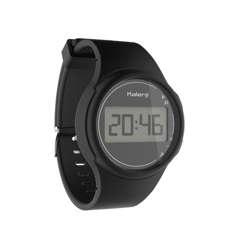 KALENJI - W100 Men's Waterproof Running Watch size M