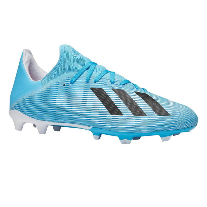 Adidas X 19.3 FG Adult Football Boots - Blue, photo 1 of 9