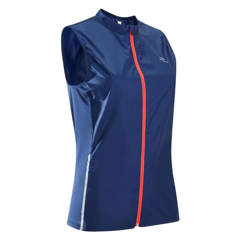 KALENJI - Women's Sleeveless Windproof Running Gilet