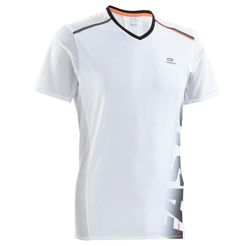 KALENJI - KIPRUN LIGHT MEN'S RUNNING T-SHIRT WHITE
