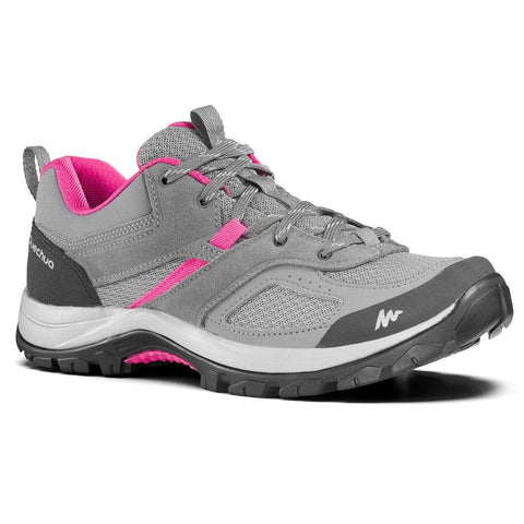 QUECHUA - MH 100 Women's Hiking Shoes
