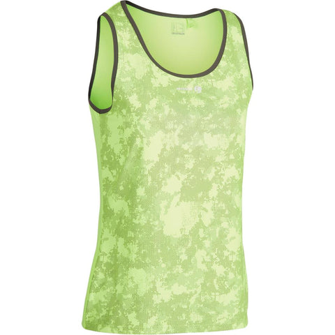 ARTENGO - Soft 500 Women's Tennis Tank Top