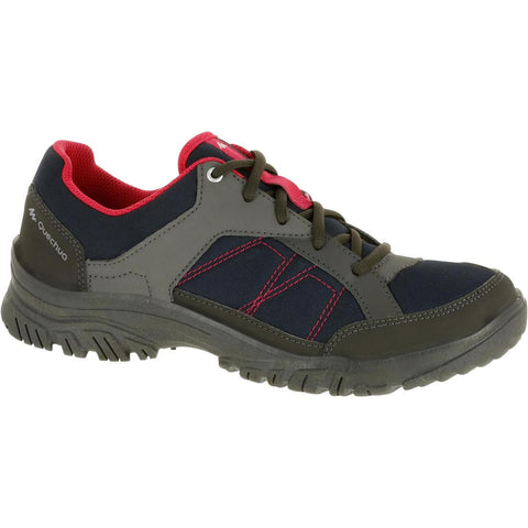 QUECHUA - NH 100 Women's Hiking Shoes