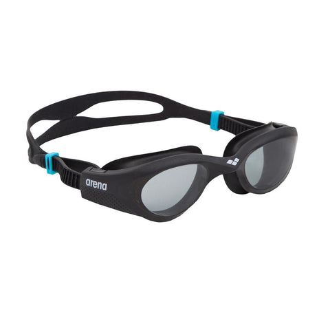 ARENA - THE ONE SMOKE-GREY-BLACK swimming goggles