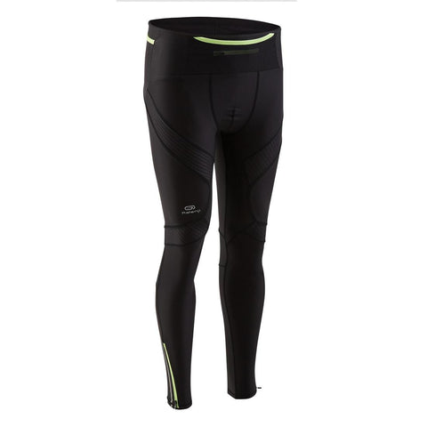 KALENJI - Kiprun Compressive Men's Running Tight with Pockets