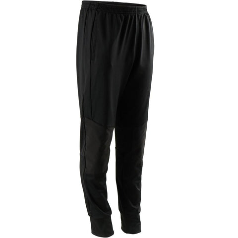DOMYOS - S500 Boy's Gym Breathable Slim-Fit Bottoms