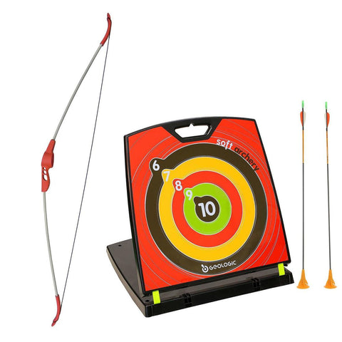 GEOLOGIC - SOFTARCHERY ARCHERY SET 2