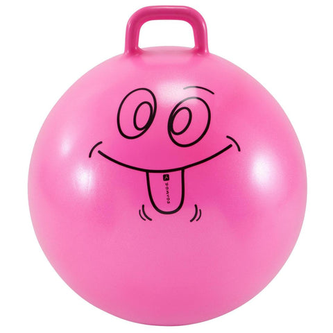 DOMYOS - Resist Kids Gym Space Hopper 60cm