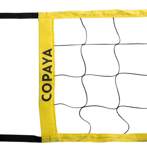 COPAYA - BV 100 Wiz Net Volleyball & Beach Volleyball Net