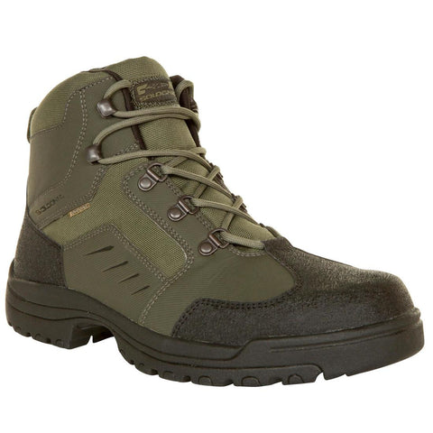 SOLOGNAC - Land 100 Adult Waterproof Hunting Boots