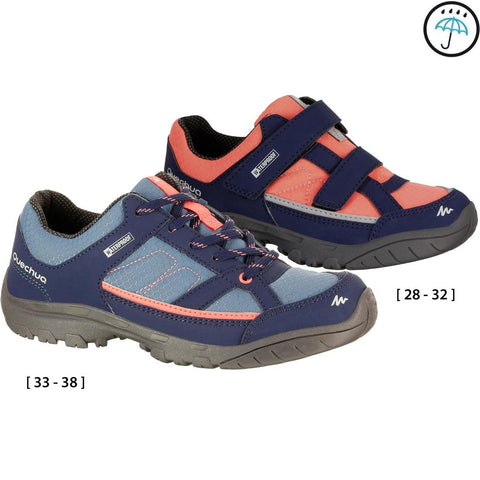 NH 100 Kids Waterproof Hiking Shoes