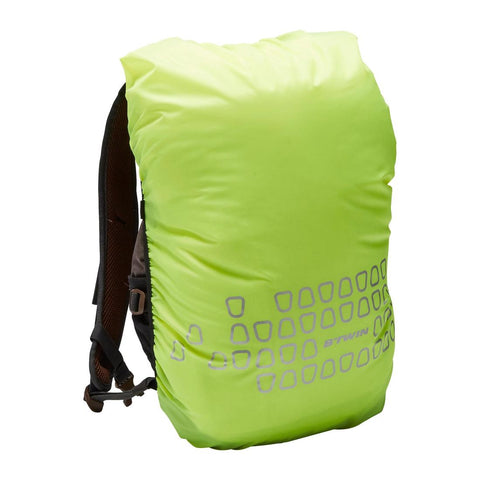 B'TWIN - Reflective Waterproof Backpack Cover (15L-35L)