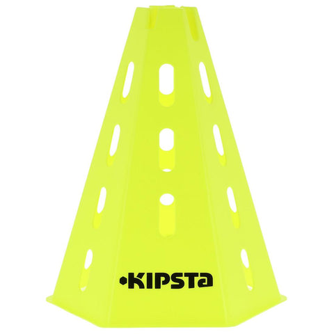 KIPSTA - Modular Training Cones 30cm 6-Pack