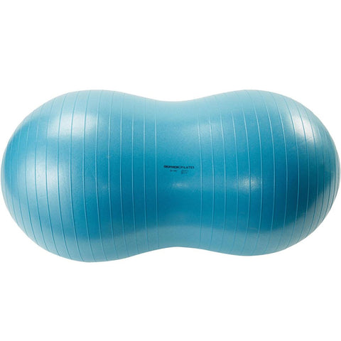 DOMYOS - Pilates Anti-Burst Oval Peanut-Shapped Swiss Ball