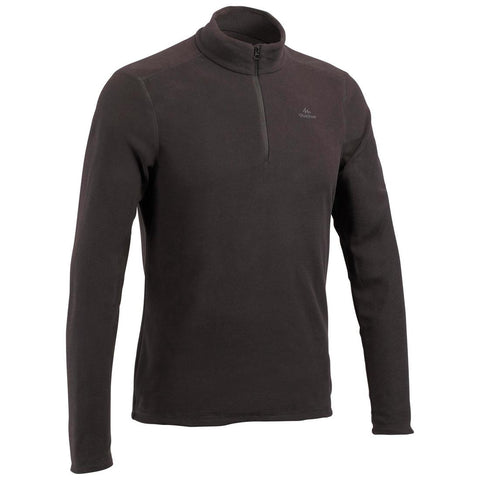 QUECHUA - MH 100 Men's Hiking Fleece