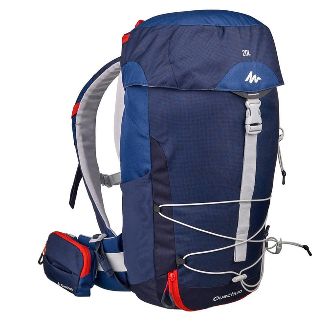 QUECHUA - Adult Mountain Backpack 20L, photo 1 of 19