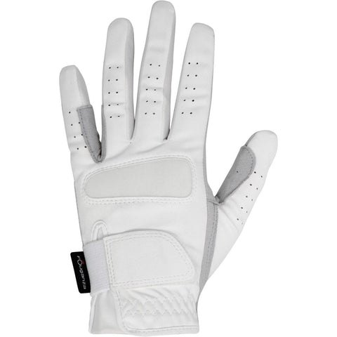 FOUGANZA - Grippy Women's Horse Riding Gloves