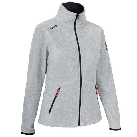 TRIBORD - Women's Water-Repellent Sailing Fleece