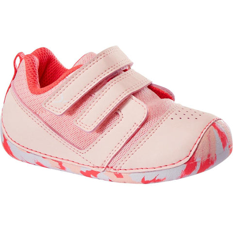 DOMYOS - 510 ILearn Baby Breathable Gym Shoes