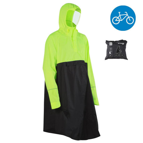 B'TWIN - 900 Cycling Waterproof Poncho