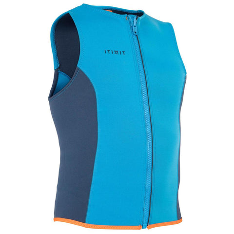 ITIWIT - 500 Men's Neoprene Kayak/Canoe Vest (2mm)
