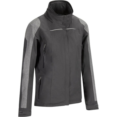 FOUGANZA - 500 Women's Horse Riding Waterproof Jacket
