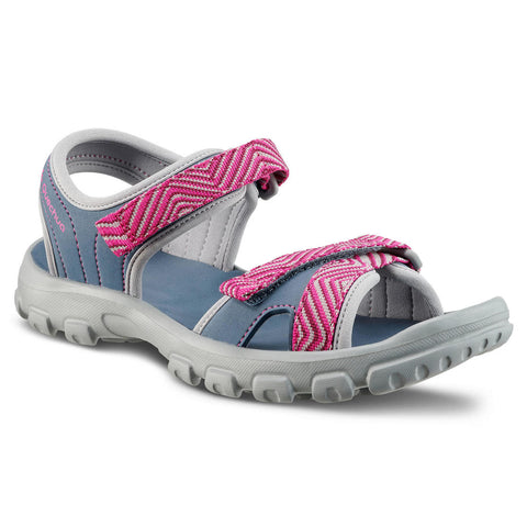 Kids Sandals MH100 - Blue/Pink