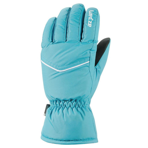 WEDZE - 100 Ski-P GL Adult Ski Gloves