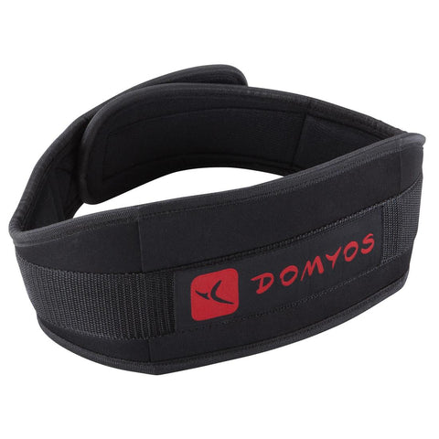 DOMYOS - Weight Training Lumbar Belt Polyester