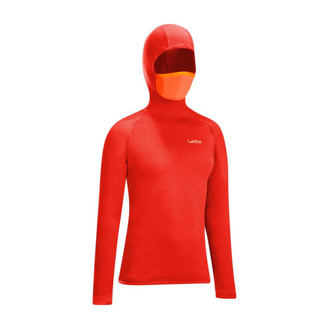 WEDZE - Freshwarm Neck Women's Base Layer Ski Top