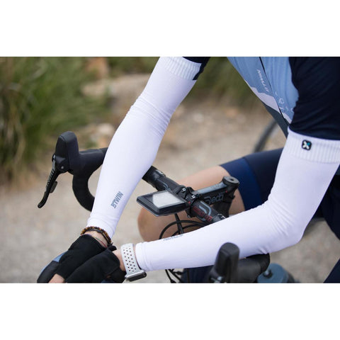 Cool Weather Arm Warmers - Black,