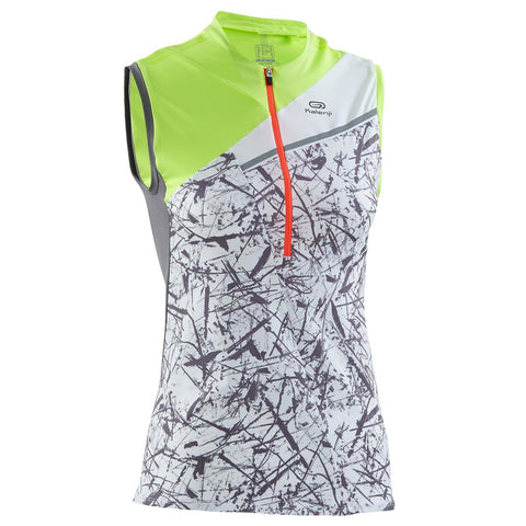 KALENJI - Lightweight Women's Trail Running Tank Top