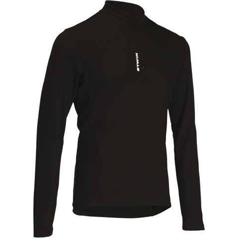 B'TWIN - Long Sleeved Road Cycling Jersey