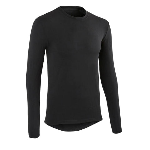 B'TWIN - 100 Long-Sleeved Road Cycling Base Layer