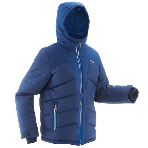 WEDZE - Ski-P JKT 500 Boy's Down Ski Jacket