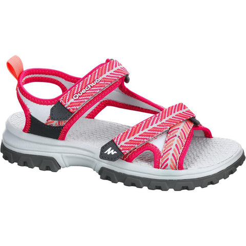 JR HIKING SANDALS MH120 - PINK