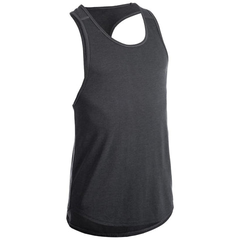 DOMYOS - Men's Stringer Weight Training Tank Top