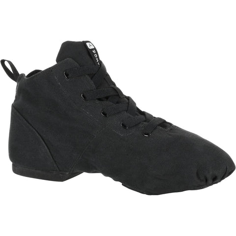 DOMYOS - Adult Modern Dance Canvas Ankle Boots