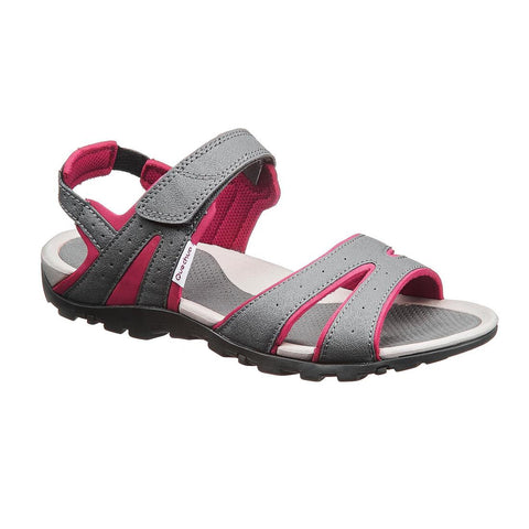 QUECHUA - NH 100 Women's Hiking Sandals