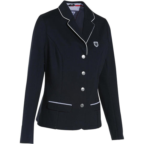FOUGANZA - Comp 100 Women's Competition Horse Riding Jacket