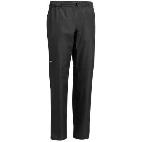 QUECHUA - MH 500 Men's Waterproof Hiking Over-Trousers