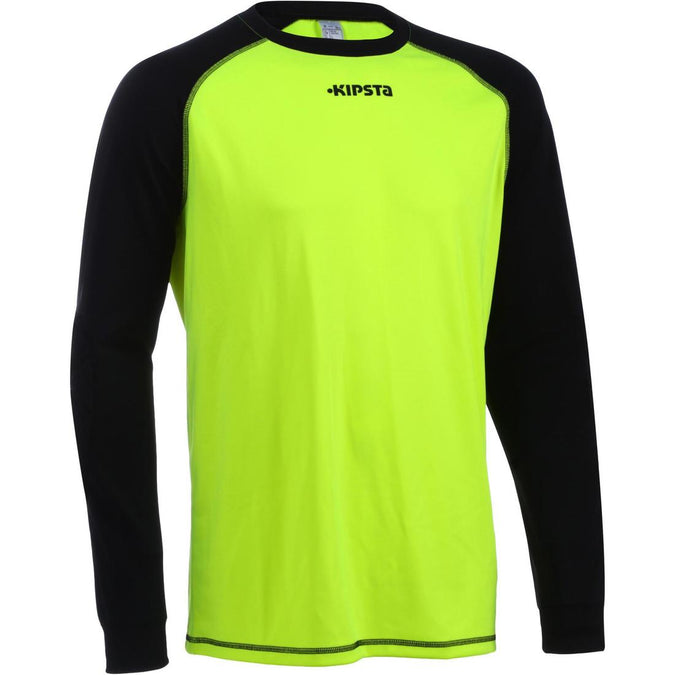 KIPSTA - F300 Adult Long-Sleeve Football Goalkeeper Shirt, photo 1 of 13
