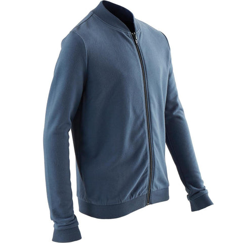 DOMYOS - 100 Boy's Warm Gym Jacket
