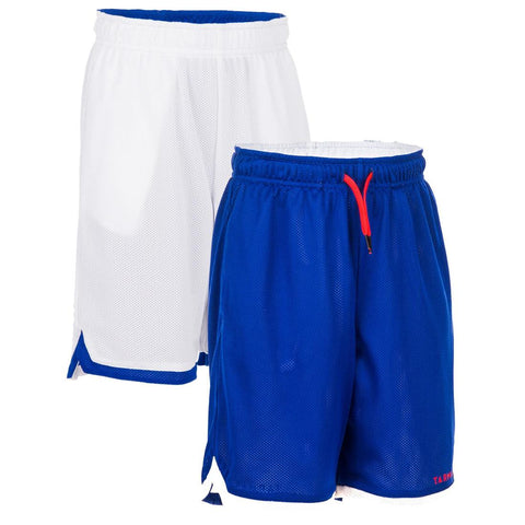 TARMAK - Reversible Kids Basketball Shorts