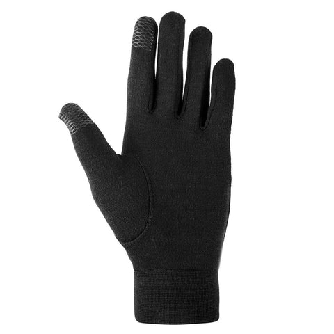 FORCLAZ - Trek 500 Trekking Silk Liner Gloves