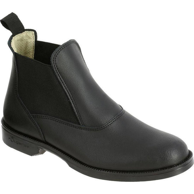 FOUGANZA - Classic Adult & Kids Horse Riding Jodhpur Boots, photo 1 of 17
